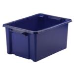 Strata Storemaster Maxi Crate 32L Blue