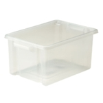 Strata Midi Storemaster Box 14.5L Clear