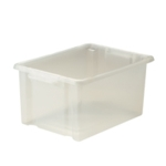 Strata Maxi Storemaster Box 32L Clear