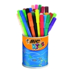 Bic Kids Visa Colour Felt Tip Pens Pk36