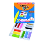 Bic Kids Plastidecor Colour Crayon Pk288