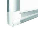 Bi-Office Magnetic 900x600mm Whiteboard