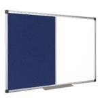 Bi-Office Cork Combo Board 1200x900mm