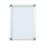 Bi-Office Snap Frame A4 Aluminium
