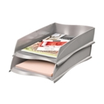 CEP Ellypse Ext.Strong Taupe Letter Tray