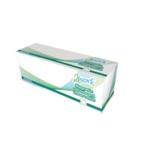 2Work Whiteboard Eraser Refill Pads Pk10