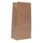 Paper Bag Brown W250xD150xH305mm Pk500