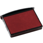 Colop E/2100 Red Replacement Ink Pad Pk2