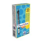 PaperMate InkJoy 300 Blk Rtrct Ball Pk12