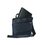 Monolith Slim Laptop Case Black