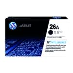 HP 26A Black LaserJet Toner CF226A