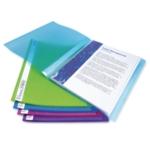 Rapesco Flexi Display Book 20Pkt A4 Pk10