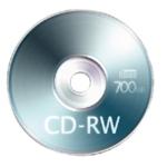 Q-Connect CD-RW 80min Slim Jewel 700MB