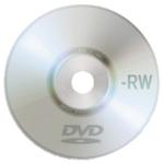 Q-Connect DVD-RW Slim Jewel Case 4.7GB