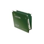 Rexel Crystalfile 15mm Latrl File Gn P25