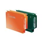 Rexel Crystalfile 30mm Latrl File Gn P25