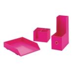 Rexel JOY Pretty Pink Desk Accessory