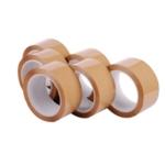 Brown 48mmx66m Packaging Tape Pk6 7671