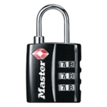 Master Lock 32mm TSA Combination Padlock