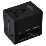 Swordfish VariPlug Univ Travel Adapter