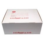 Postpak White/Red Large Parcel Box Pk20