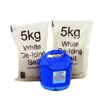 Handheld Salt Shaker/2xBags Salt 5kg