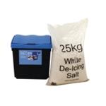 30 Litre Grit Bin / 25kg Salt Kit 389113