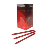 EziGlide Ball Pen - Red