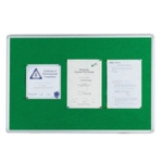 Felt Board, 4' x 3' Green (1200x900mm)