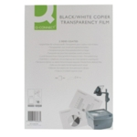 GI10 Graphic Clear Copier Transparencies A4 - 26066