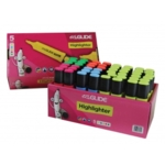 EziGlide Highlighter Marker pack box