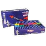 EziGlide ColourFun Jumbo marker Bullet tip Asstd CP