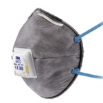 3M Cup Shaped Valved Respirator 9922