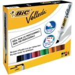 Bic Velleda 1781 Drywipe Marker Assorted