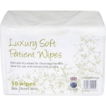 EcoTech Luxury Soft Patient Wipes