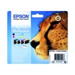 Epson T0715 KCMY Cartridge Value Pk4