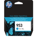 HP 953 Cyan Ink Cartridge F6U12AE