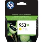 HP 953XL Yellow Cartridge F6U18AE#BGX