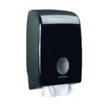 Aquarius Black Hand Towel Dispenser 7171