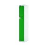 Single Compartment Locker 300 Green