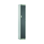 FF DD 1 Door Locker Dk Grey Dr 450mm