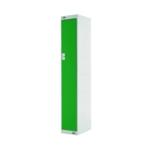 Single Compartment Locker 450 Green