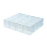 StoreStack Large Clear Tray