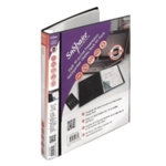 Snopake ZipIt Presntn Display Book 40Pkt
