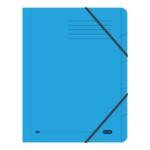 Elba Strongline 5-Part File A4 Blue Pk5