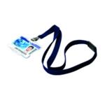Durable Mid Blue Lanyard Snap Hook 15mm