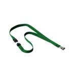 Durable Dk Green 15mm Lanyard Snap Hook