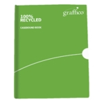 Graffico Recycled Casebound Nbook A4