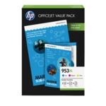 HP 953XL CMY Cartridge OVP