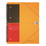 Oxford A4 Plus Meeting Notebook 3 for 2